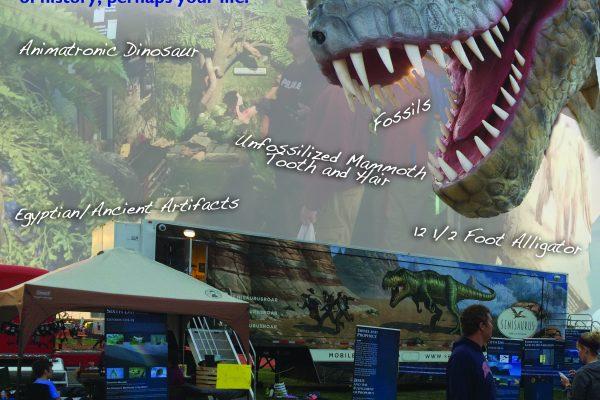 Semisaurus poster